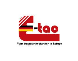 nº 25 pour Design a Logo for E-TAO Im- und Export GmbH par gabrielmat