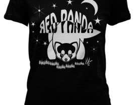 #23 untuk Design a T-Shirt for Women that uses Animal, Plant, and Earth element Letters oleh veroshka