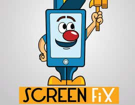 #140 cho Design a Logo for ScreenFix bởi janvicvictorio