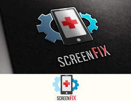 nº 116 pour Design a Logo for ScreenFix par DigiMonkey