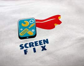 nº 128 pour Design a Logo for ScreenFix par persal