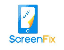 nº 58 pour Design a Logo for ScreenFix par YogNel