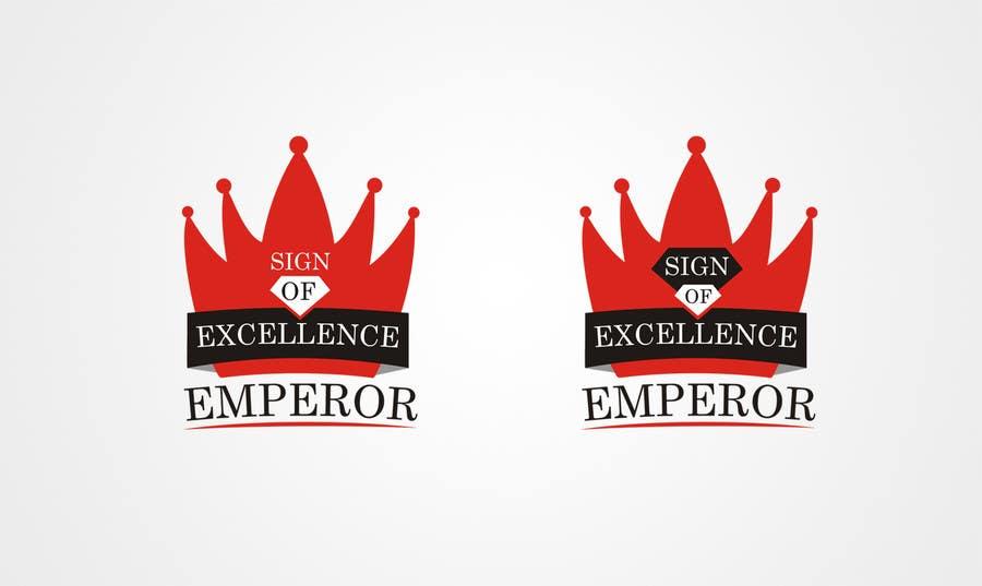 Konkurrenceindlæg #101 for Design a Logo for Emperor.Ida