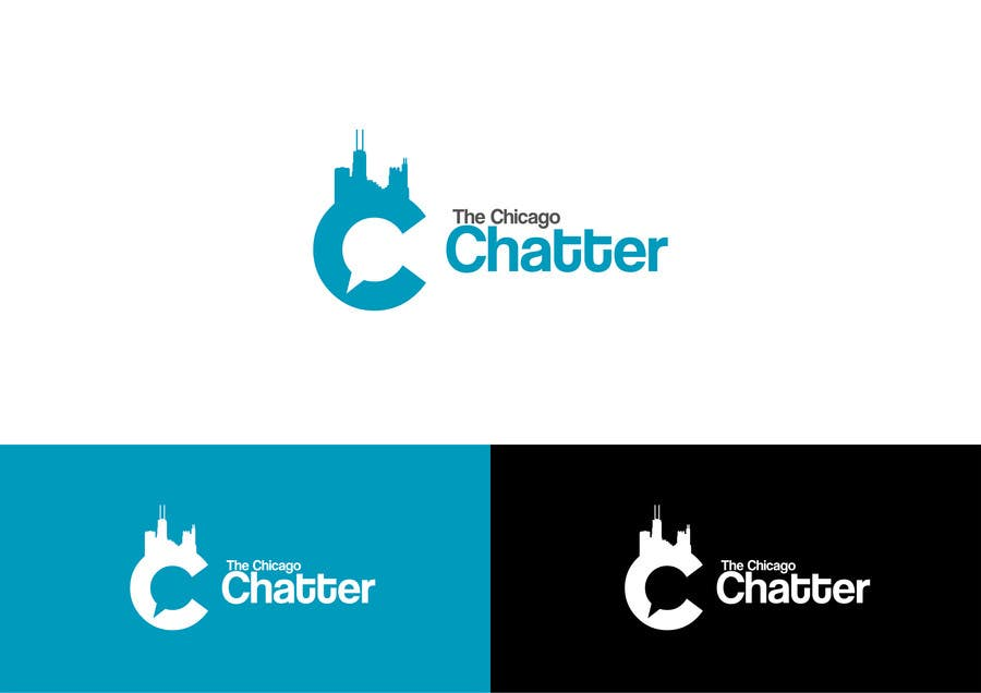 Contest Entry #                                        14                                      for                                         Design a Logo for The Chicago Chatter facebook page