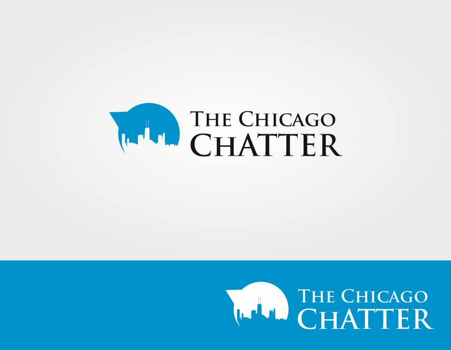 Contest Entry #                                        19                                      for                                         Design a Logo for The Chicago Chatter facebook page