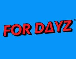 "nº 151 pour Design a Logo for ""for dayz"" action sports brand par nsotelo"