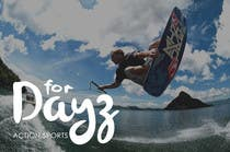 "Graphic Design Konkurrenceindlæg #598 for Design a Logo for ""for dayz"" action sports brand"