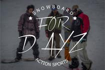 """Proposition n° 599 du concours Graphic Design pour Design a Logo for """"for dayz"""" action sports brand"""