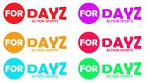 """Proposition n° 684 du concours Graphic Design pour Design a Logo for """"for dayz"""" action sports brand"""