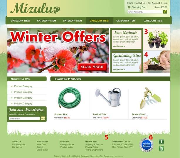 Proposta in Concorso #                                        18                                      per                                         Graphic Design for Mizulu