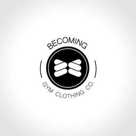 "#92 for Design a Logo for ""Becoming"" Gym Clothing af genesispeche"