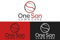 Graphic Design Penyertaan Peraduan #29 untuk Show me what you got! Design a Logo for my new company One Son Lawn Care