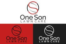 Graphic Design Penyertaan Peraduan #46 untuk Show me what you got! Design a Logo for my new company One Son Lawn Care