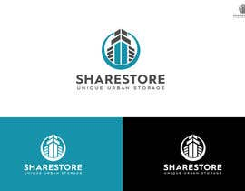 nº 88 pour Design a Logo for Sharestore par brokenheart5567