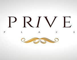 #66 para Design a Logo for Prive Place por abigailco