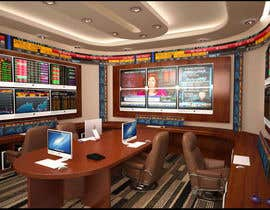 #34 para Design a high tech stock trading room por prakash02gupta
