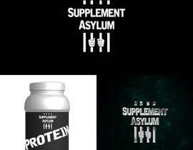#7 cho Design a Logo for Supplement Asylum bởi tazsaragi