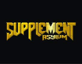 #14 for Design a Logo for Supplement Asylum af era67