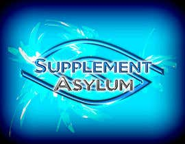 #17 cho Design a Logo for Supplement Asylum bởi StanMarius
