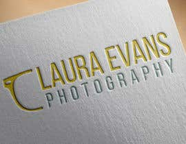 #45 cho Design a Logo for Laura Evans Photos bởi Krcello