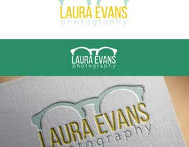 #154 cho Design a Logo for Laura Evans Photos bởi Krcello
