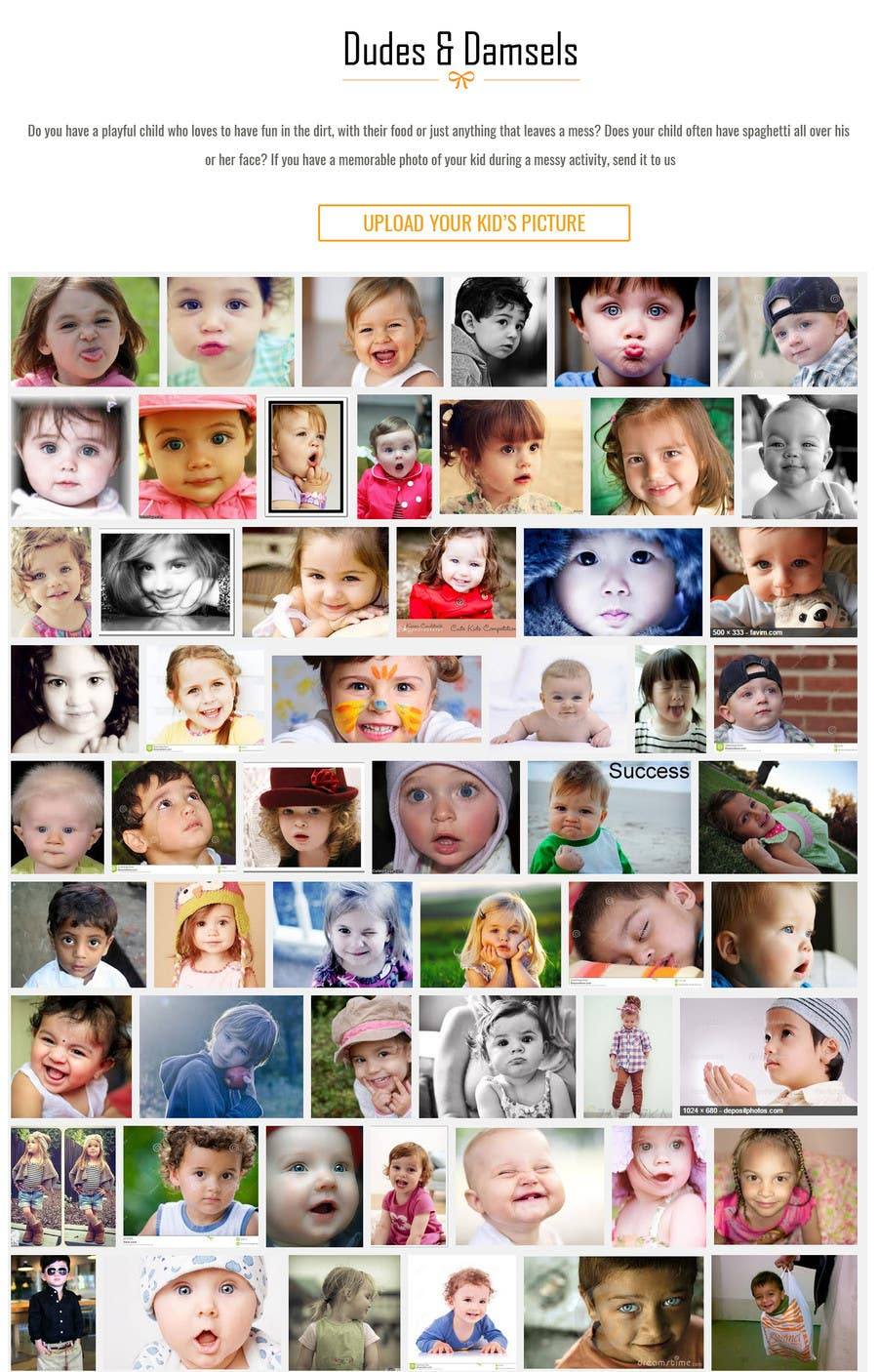 Bài tham dự cuộc thi #4 cho Build a Website for Baby Contest