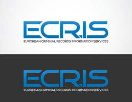 #16 para Develop logo and Corporate Identity for ECRIS por LOGOMARKET35