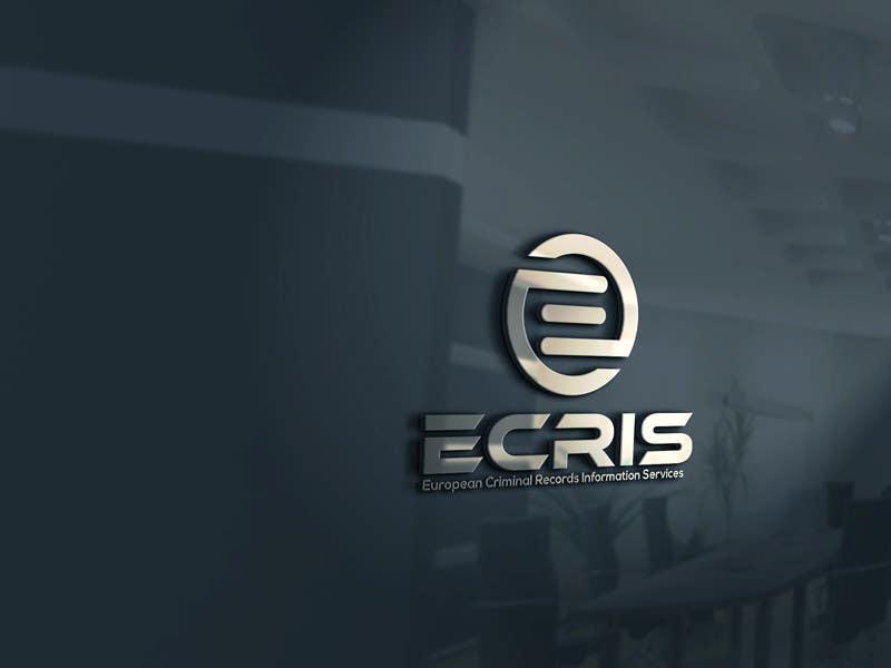 Bài tham dự cuộc thi #29 cho Develop logo and Corporate Identity for ECRIS