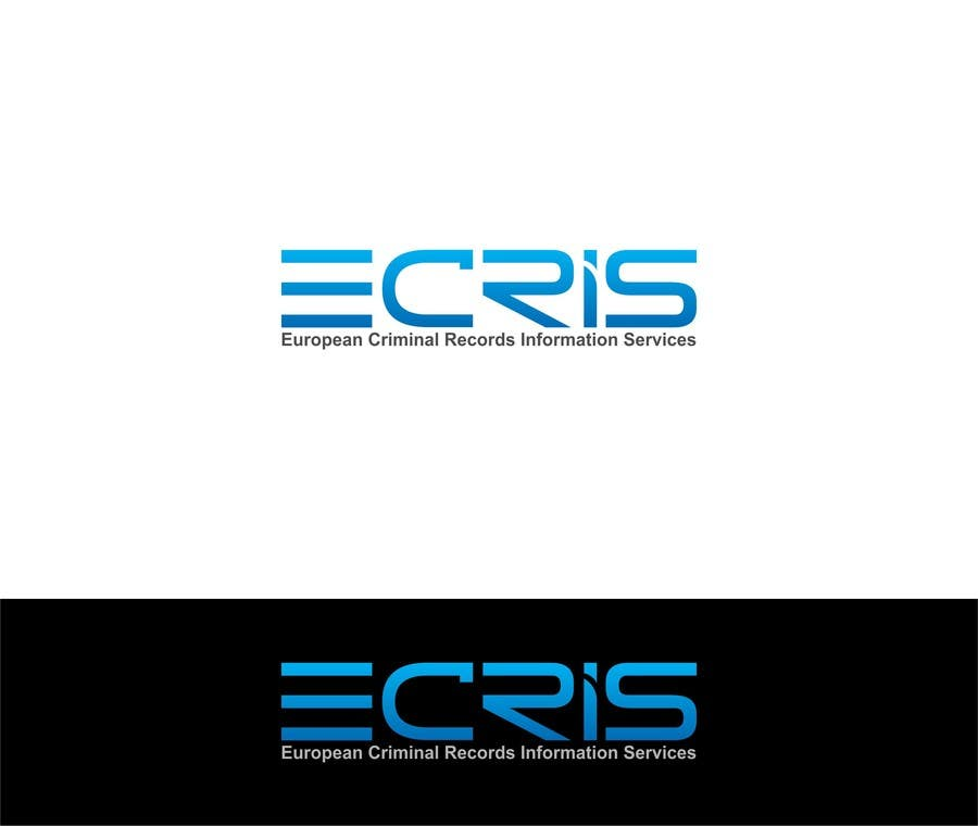 Konkurrenceindlæg #                                        43                                      for                                         Develop logo and Corporate Identity for ECRIS