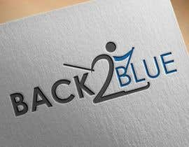 #15 for Design a Logo for Back2Blue af gamav99