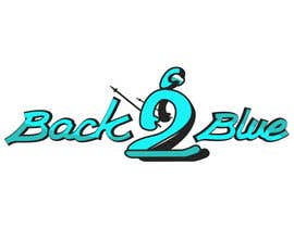 #34 for Design a Logo for Back2Blue af Maboy