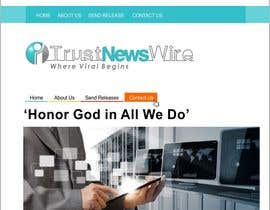 #78 for Design a Logo for i Trust News Wire by arteq04