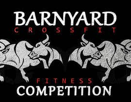 #4 for Barnyard Beatdown CrossFit Competition Logo af DigitalWebProp
