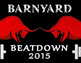 #7 cho Barnyard Beatdown CrossFit Competition Logo bởi DigitalWebProp