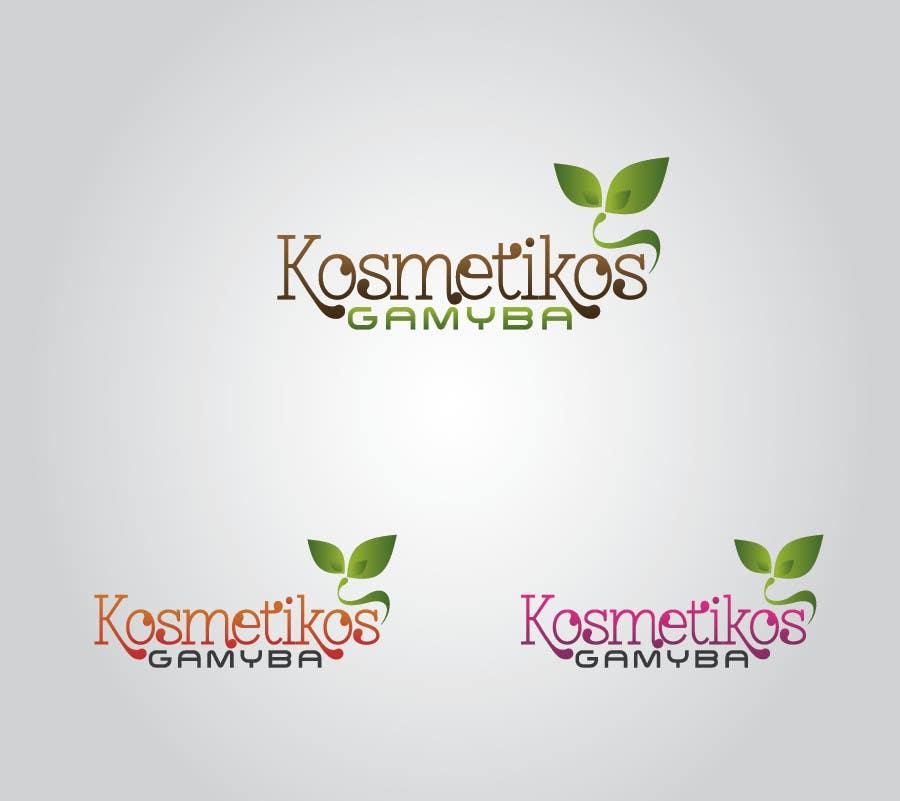 Kilpailutyö #10 kilpailussa Design a Logo for cosmetics recipe website
