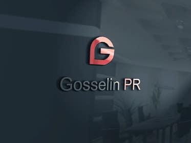 #81 untuk Design a Logo for Gosselin PR oleh Anatoliyaaa