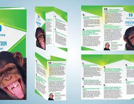 nº 15 pour Design a Brochure for a Science Promotion par cronie