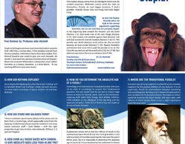 nº 11 pour Design a Brochure for a Science Promotion par ezesol