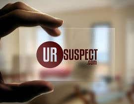 #30 cho Design a Logo for ursuspect.com bởi Naumovski