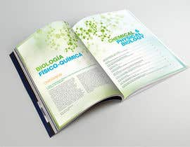 Nro 9 kilpailuun Create a stylish design and layout template for a scientific annual report käyttäjältä shiwaraj