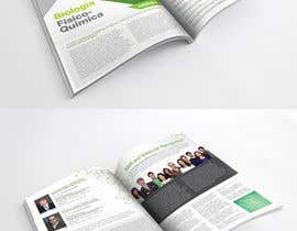 #14 cho Create a stylish design and layout template for a scientific annual report bởi shiwaraj