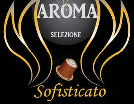 #7 for LOGO and PACKAGING GRAPHIC DESIGN for our new product: BOX of coffee and tea capsules AROMA SELEZIONE af kekodu