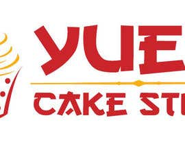 #27 for Develop a profile (logo, business card, sticker) for a Cake Store af Dada13