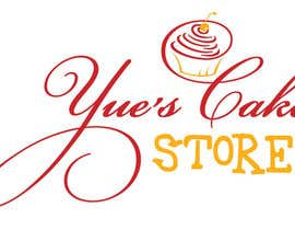 #28 for Develop a profile (logo, business card, sticker) for a Cake Store af Dada13