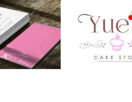 shwetharamnath tarafından Develop a profile (logo, business card, sticker) for a Cake Store için no 40