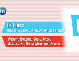 #13 for Design a Cool Banner For Ez-Clicks af vigneshhc