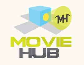 #72 para Design a Logo for MovieHub.Tv por DigiMonkey