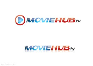 #39 para Design a Logo for MovieHub.Tv por paxslg