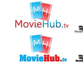 #79 for Design a Logo for MovieHub.Tv by haska
