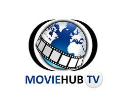 #28 for Design a Logo for MovieHub.Tv by Villy90